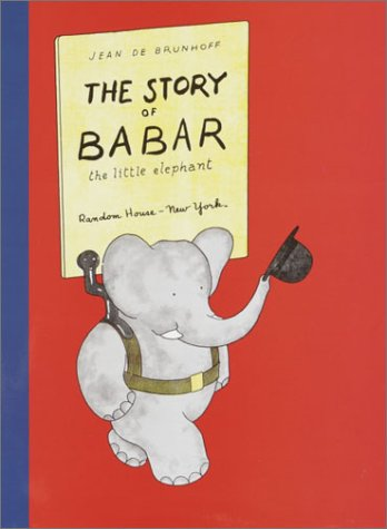 The Story of Babar - De Brunhoff, Jean