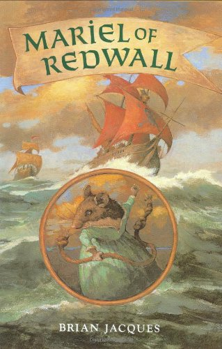 Mariel of Redwall - Brian Jacques