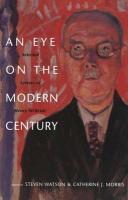 An Eye on the Modern Century: Selected Letters of Henry McBride