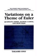 Variations on a Theme of Euler: Quadratic Forms, Elliptic Curves and Hopf Maps