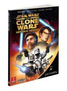 Star Wars Clone Wars Republic Heroes: Prima Official Game Guide