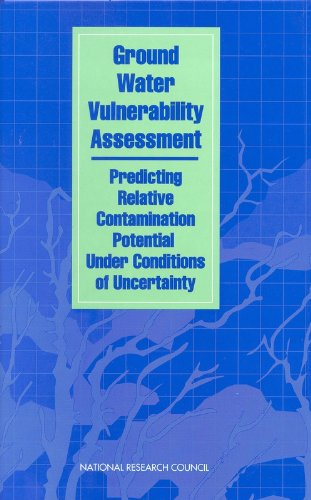 Ground Water Vulnerability Assessment:: Predicting Relative Contamination Potential Under Conditions of Uncertainty - Committee for Assessing Ground Water Vulnerability; National Research Council; Division on Earth and Life Stud