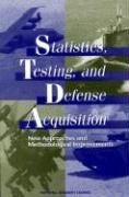 Statistics Testing and Defense Acquisition