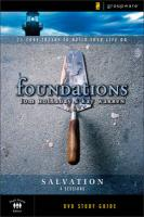 Foundations: Salvation: Small Group Study