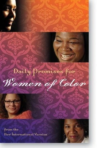 Daily Promises for Women of Color: from the New International Version - Zondervan