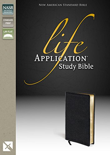 Life Application Study Bible, NASB - Ronald A. Beers