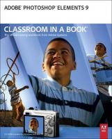 Adobe Photoshop Elements 9 Classroom in a Book