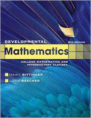 Developmental Mathematics Plus Mymathlab/Mystatlab Student Access Code Card