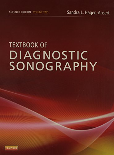 Textbook of Diagnostic Sonography: 2-Volume Set, 7e (Textbook of Diagnostic Ultrasonography) - Sandra L. Hagen-Ansert MS RDMS RDCS FASE FSDMS