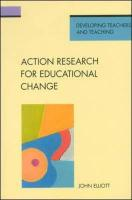Action Research for Educational Change