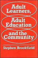 Adult Learners, Adult Education and the Communityaa