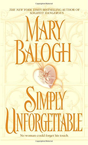 Simply Unforgettable (Simply Quartet) - Balogh, Mary
