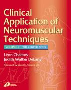 Clinical Applications of Neuromuscular Techniques: The Lower Body, Volume 2