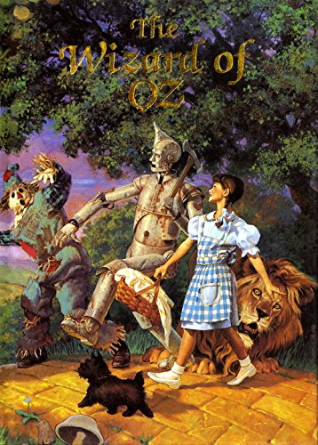 The Wizard of Oz (Illustrated Junior Library) - Baum, L. Frank