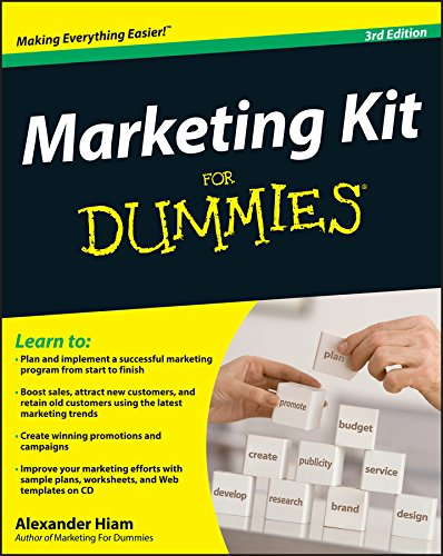 Marketing Kit for Dummies - Alexander Hiam