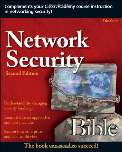 Network Security Bible - Eric Cole