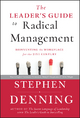 Leader´s Guide to Radical Management