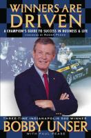 Winners Are Driven: A Champion's Guide to Success in Business & Life