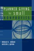 Planned Giving for Small Nonprofits