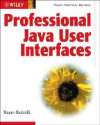 Professional Java User Interfaces