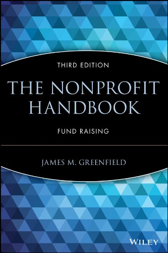 The Nonprofit Handbook: Fund Raising (AFP/Wiley Fund Development Series) - James M. Greenfield