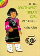 Little Southwest Indian Girl Paper Doll Little Southwest Indian Girl Paper Doll