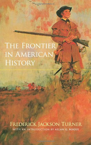 The Frontier in American History (Dover Books on Americana) - Frederick Jackson Turner