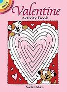 Valentine Activity Book (Dover Little Activity Books)