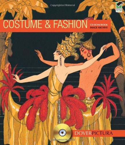 Costume and Fashion (Dover Pictura Electronic Clip Art) - Alan Weller