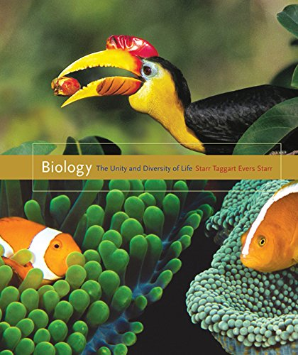 Volume 5 - Animal Structure and Function (Biology: The Unity and Diversity of Life) (v. 5) - Cecie Starr; Ralph Taggart