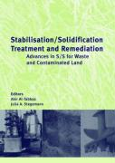 Stabilisation/Solidification Treatment and Remediation: Proceedings of the International Conference on Stabilisation/Solidification Treatment and Reme