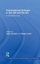 Transnational Activism in the Un and Eu: A Comparative Study