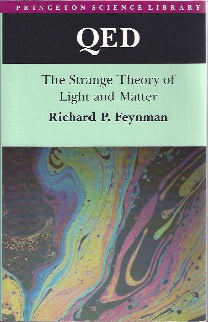 QED. The strange theory of light and matter