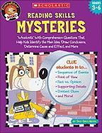 Reading Skills Mysteries: Whodunits with Comprehension Questions That Help Kids Identify the Main Idea, Draw Conclusions, Determine Cause and Ef