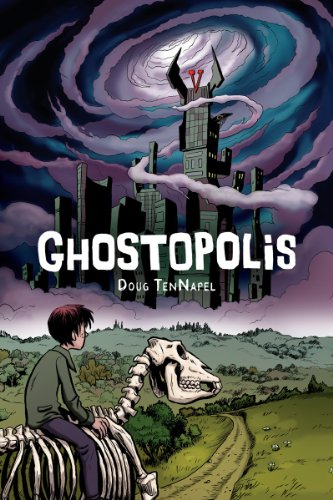 Ghostopolis - Doug Tennapel