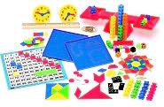 Manipulatives Kit Math K-3