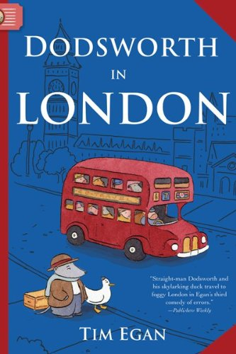 Dodsworth in London (A Dodsworth Book) - Tim Egan
