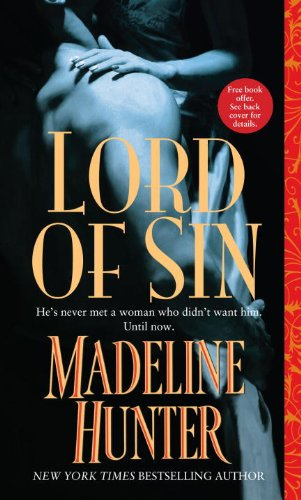 Lord of Sin - Madeline Hunter