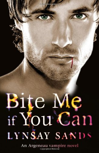 Bite Me If You Can (Argeneau Vampire) - Lynsay Sands