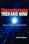 Thessalonians: Then and Now