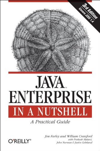 Java Enterprise in a Nutshell (In a Nutshell (O'Reilly)) - Jim Farley; William Crawford