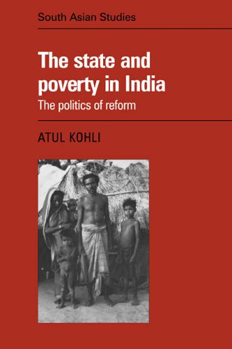 The State and Poverty in India (Cambridge South Asian Studies) - Kohli