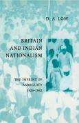 Britain and Indian Nationalism
