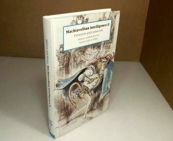 Machiavellian Intelligence II. Extensions and Evaluations. - Whiten, Andrew and Richard W. Byrne (Editors).