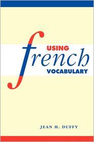 Using French Vocabulary