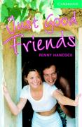 Cambridge English Readers 3 Just good friends with CD