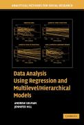 Data Analysis Using Regression and Multilevel / Hierarchical Models