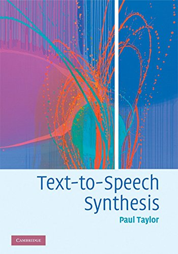 Text-to-Speech Synthesis - Paul Taylor