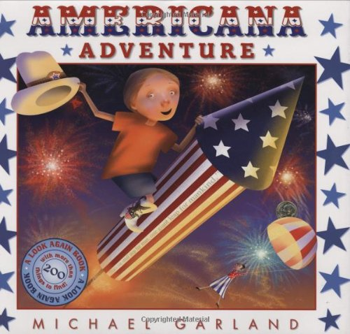Americana Adventure - Michael Garland