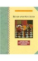 Read and Succeed (Academic Connections Series) - Caroline Banks; Mary-Jane McCarthy; Joan Rasool